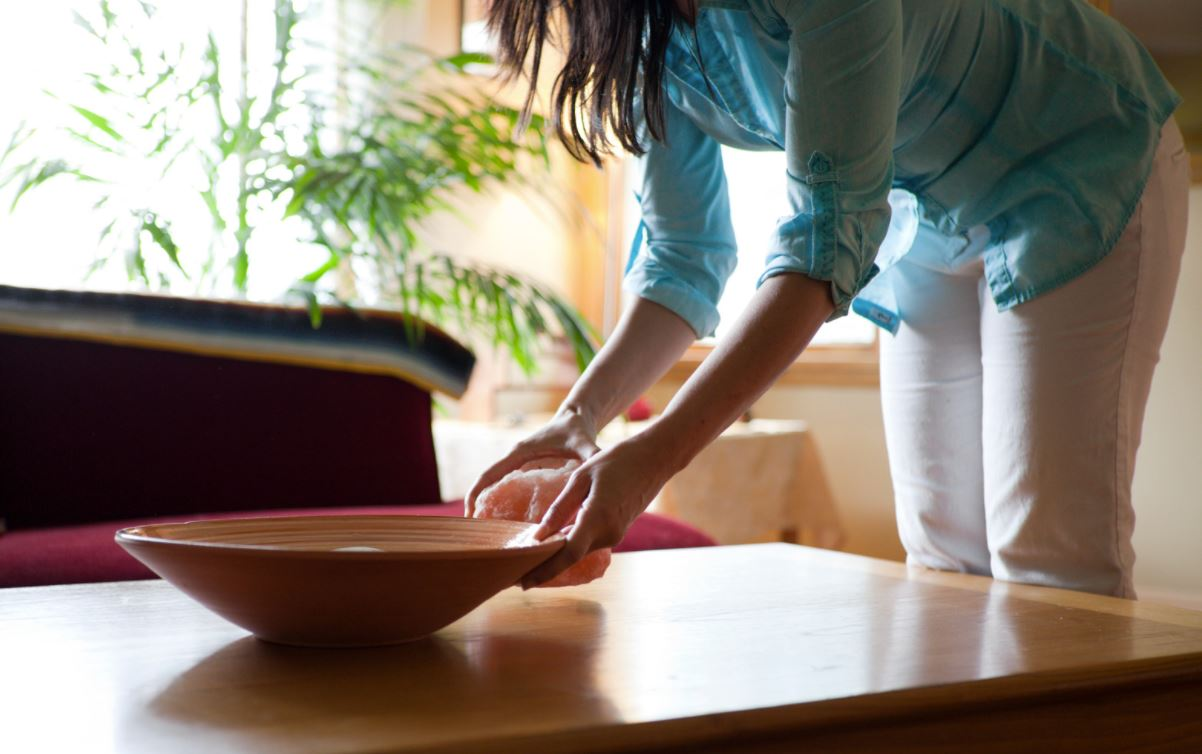 Using Feng Shui to Deal with Negative Energies